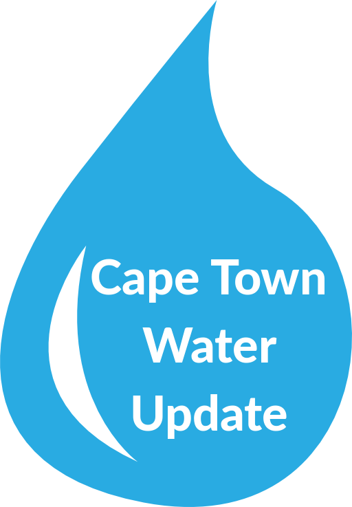 Cape Town Water Update