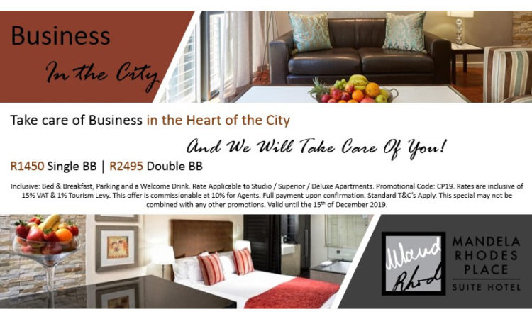 Business in the City with Mandela Rhodes Place