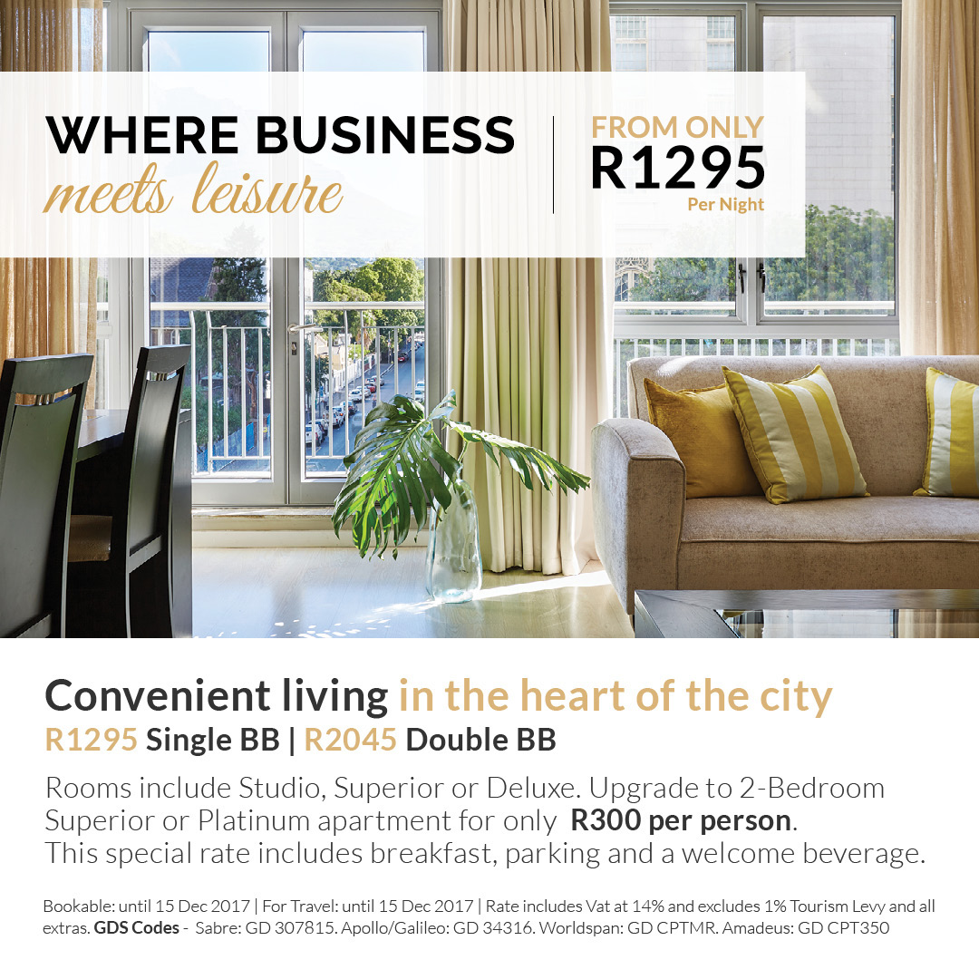 Where Business Meets Leisure
