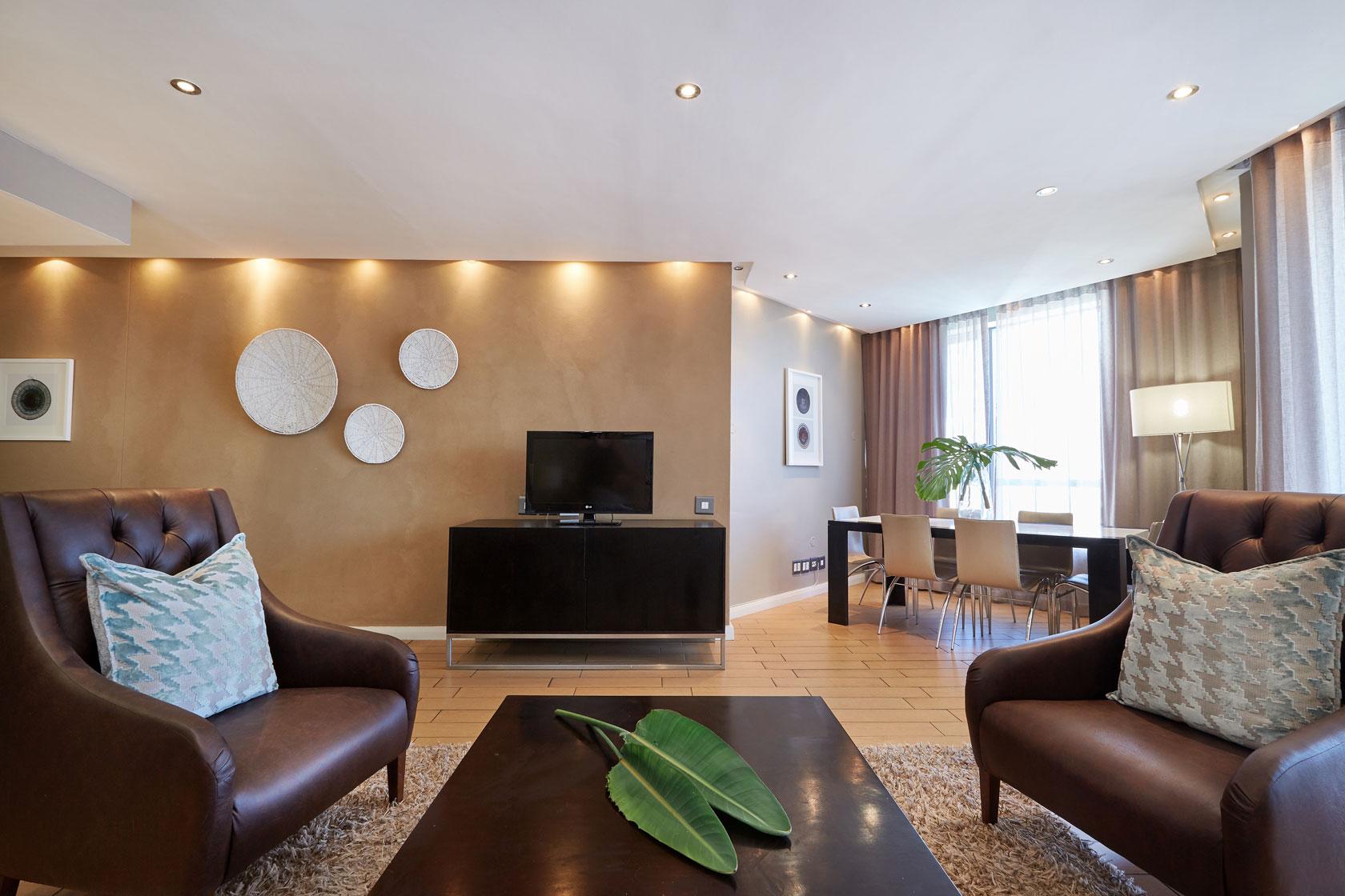 Two Bedroom Platinum Apartment Mandela Rhodes Place