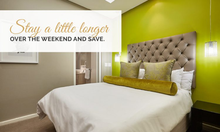 Stay a Little Longer – 3 Nights Bed and Breakfast Package